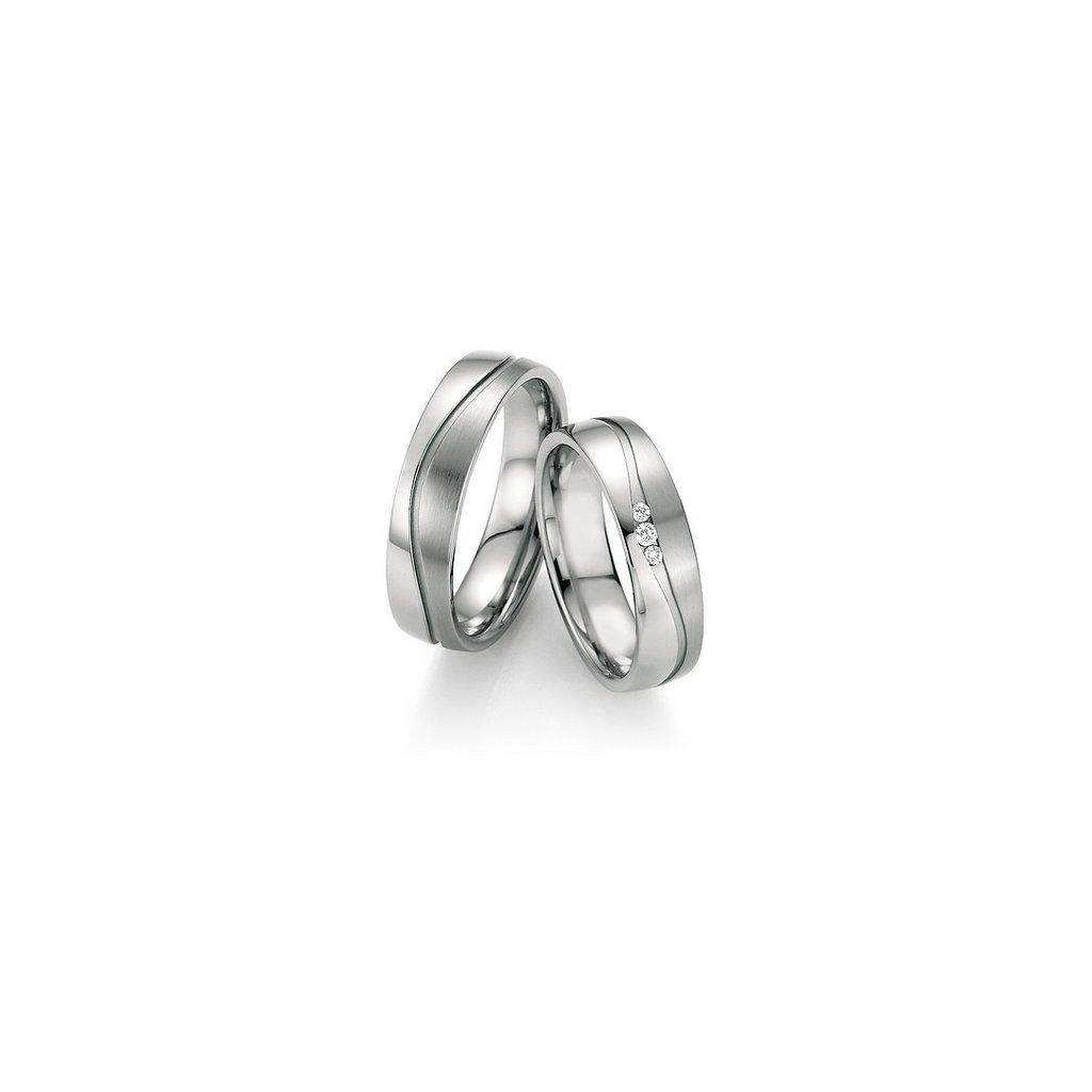 Snubní prsten – model 4a