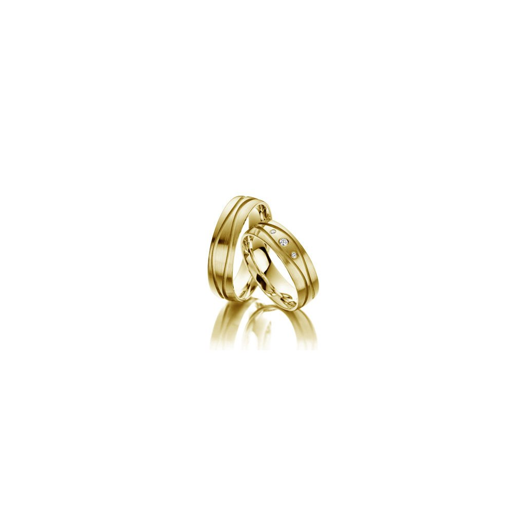 Snubní prsten – model 7