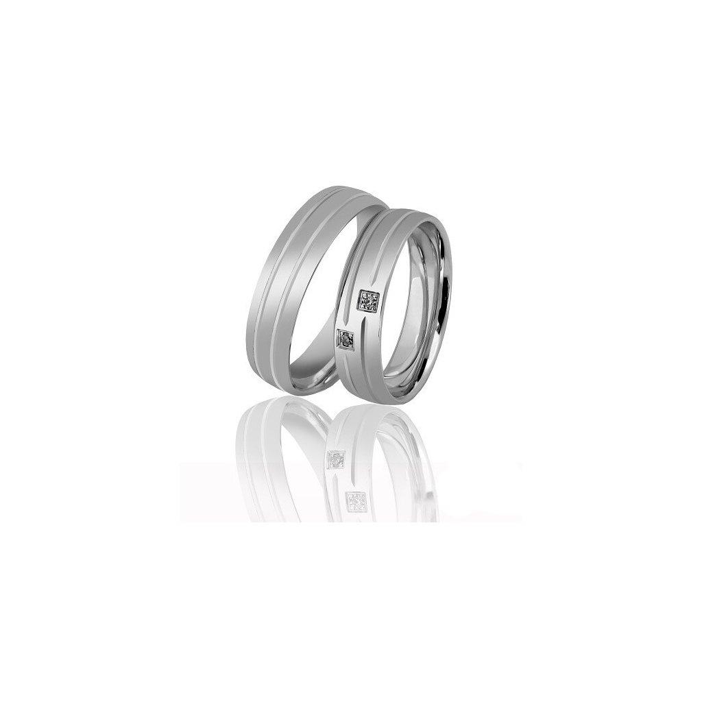 Snubní prsten – model 24a