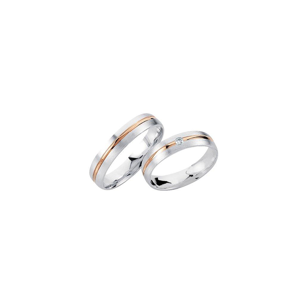 Snubní prsten – model 33ac
