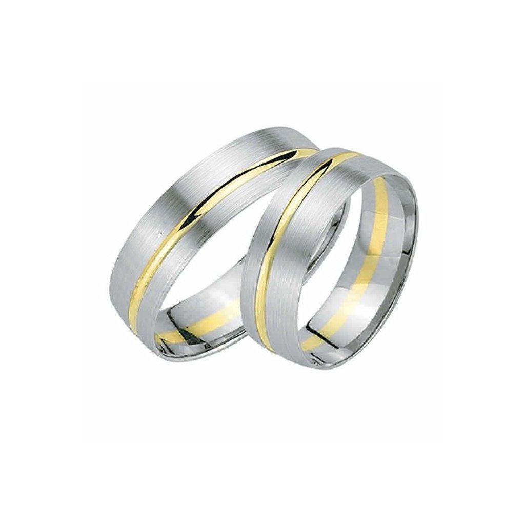 Snubní prsten – model 37ab