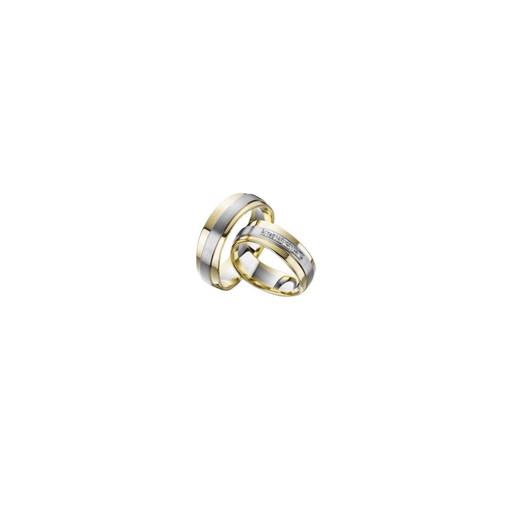 Snubní prsten – model 38ab
