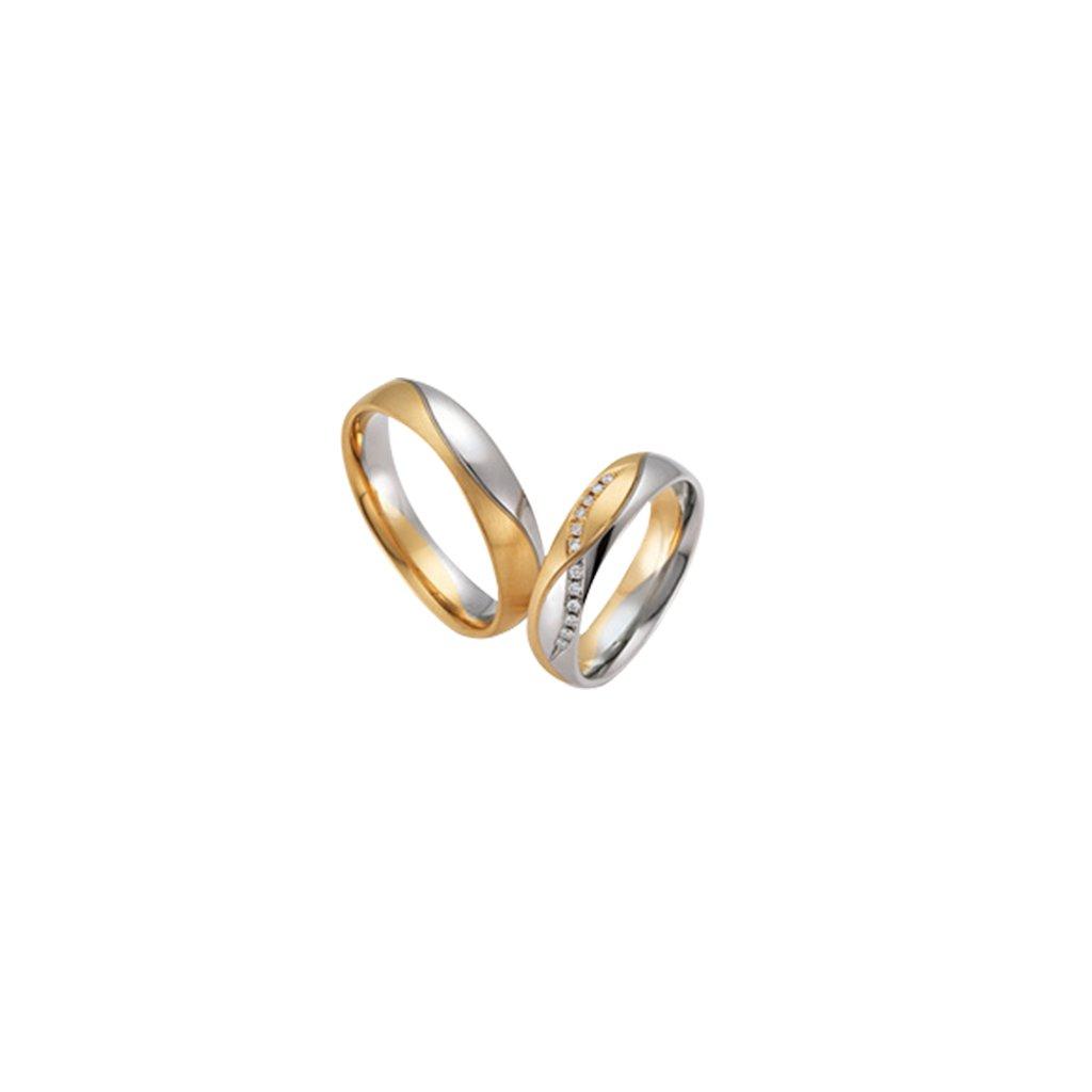 Snubní prsten – model 42ab