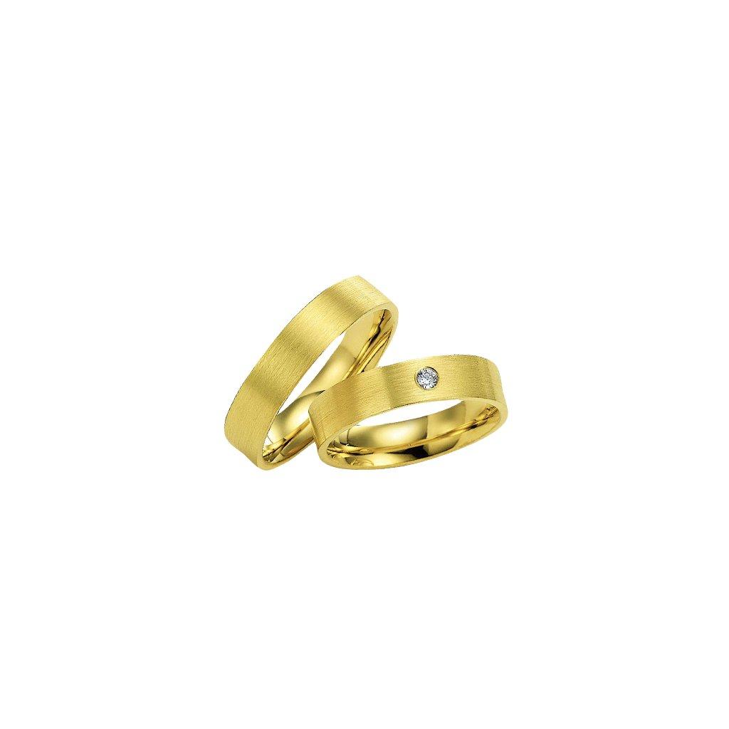 Snubní prsten – model 52b