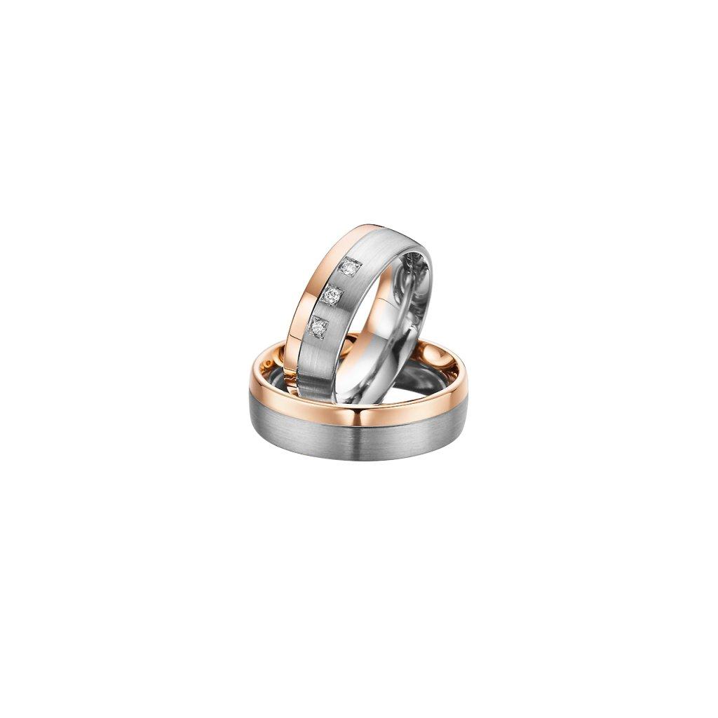 Snubní prsten – model 54ac