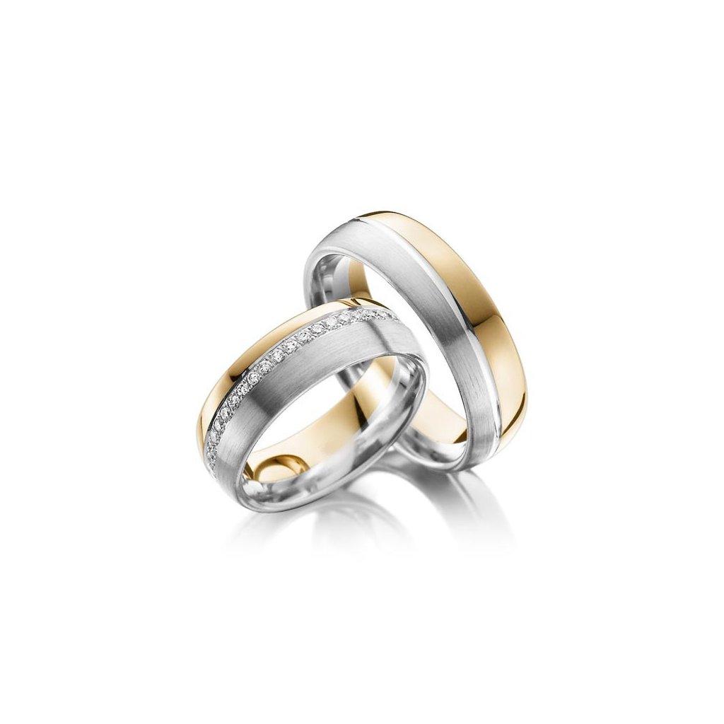 Snubní prsten – model 63ac