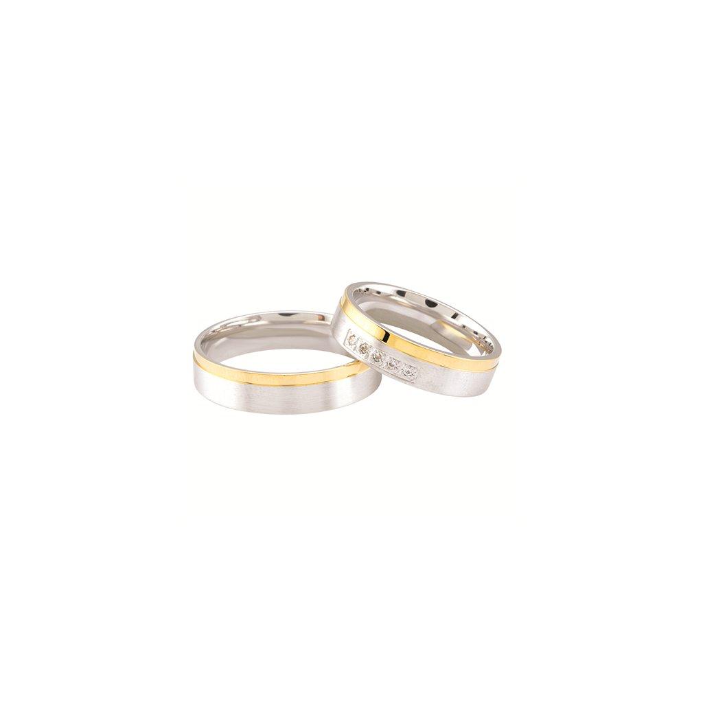 Snubní prsten – model 65ab
