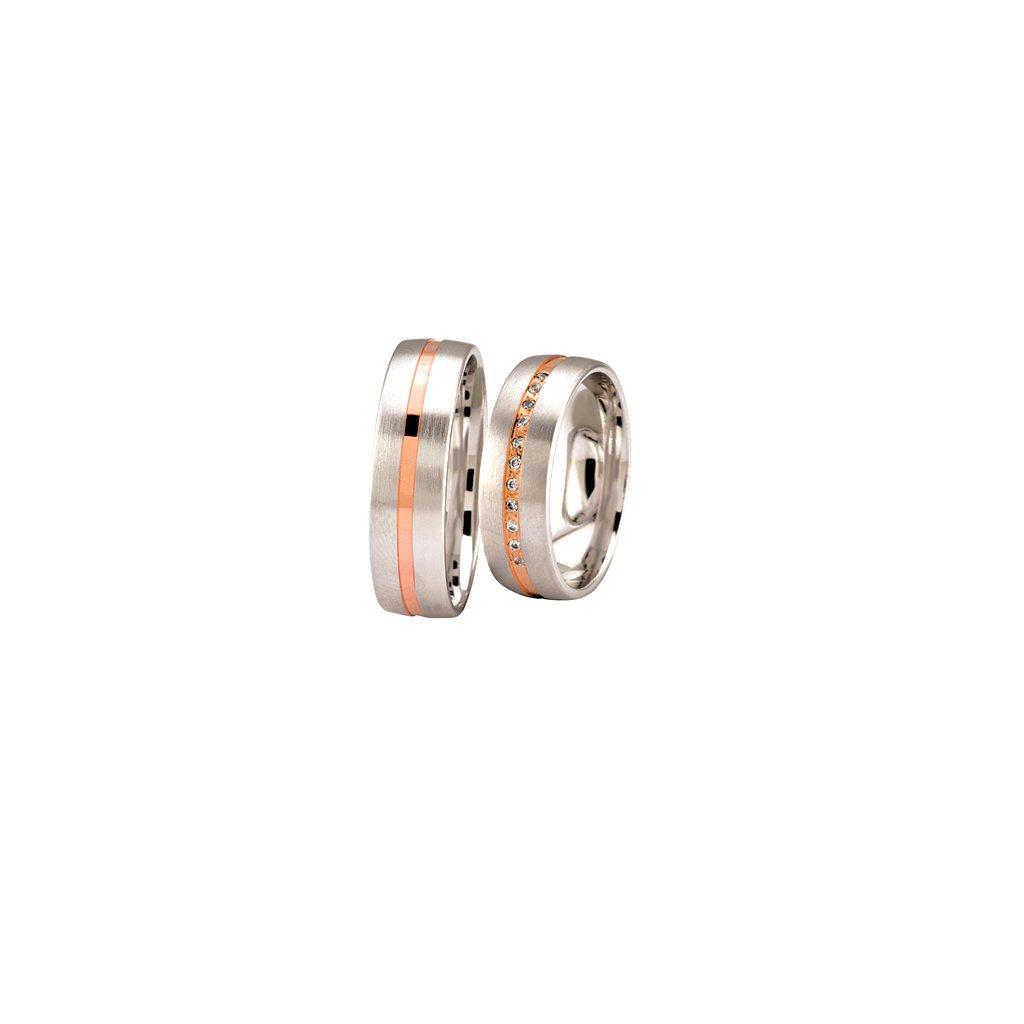 Snubní prsten – model 66ac