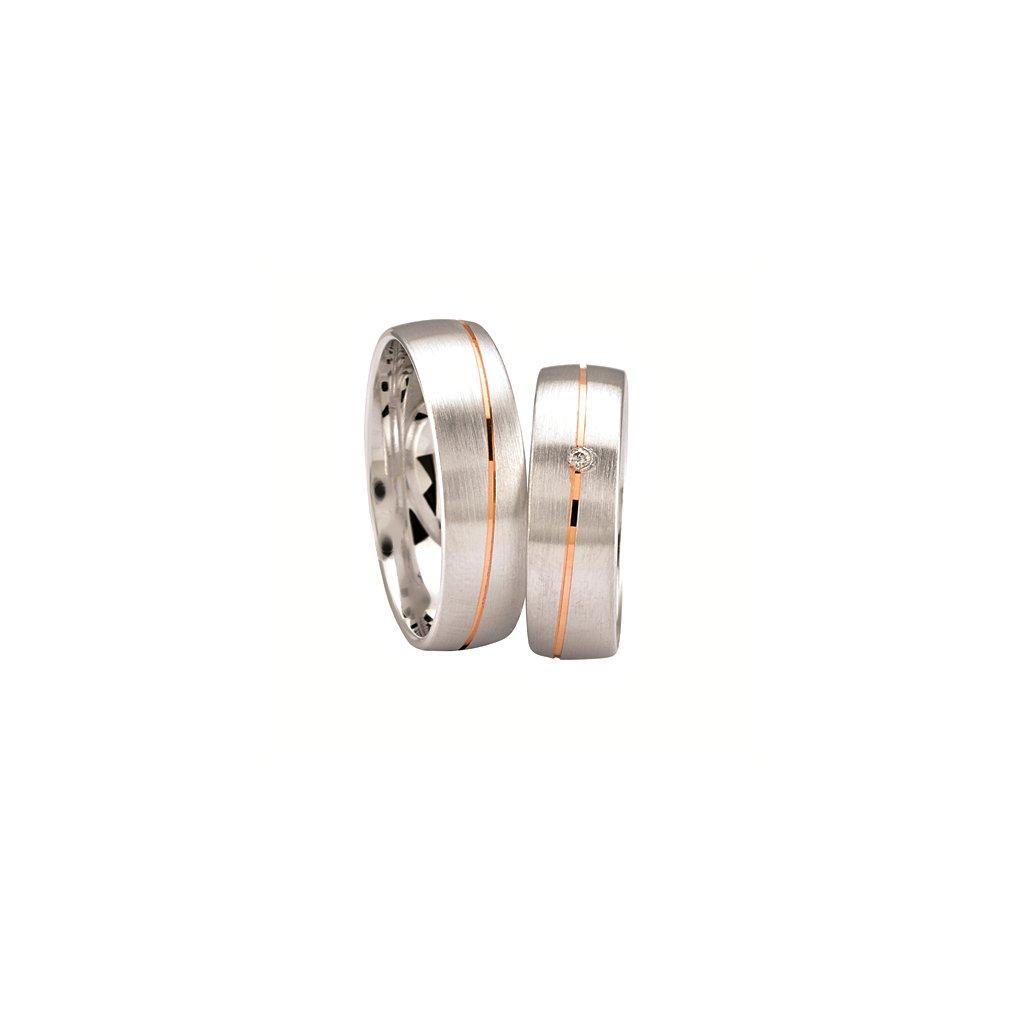 Snubní prsten – model 67ac