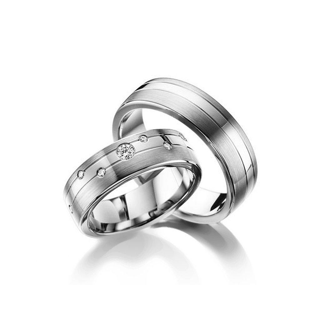 Snubní prsten – model 70a
