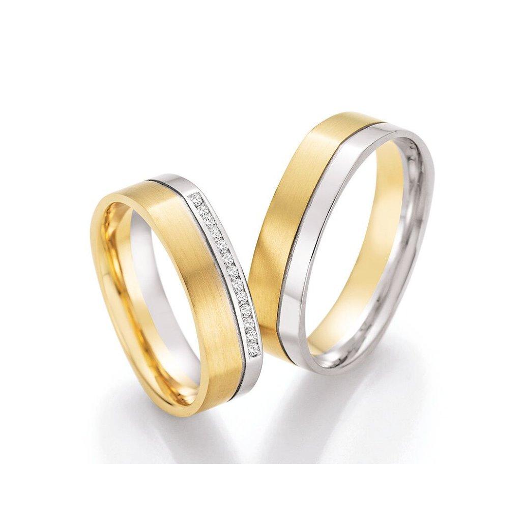 Snubní prsten – model 71