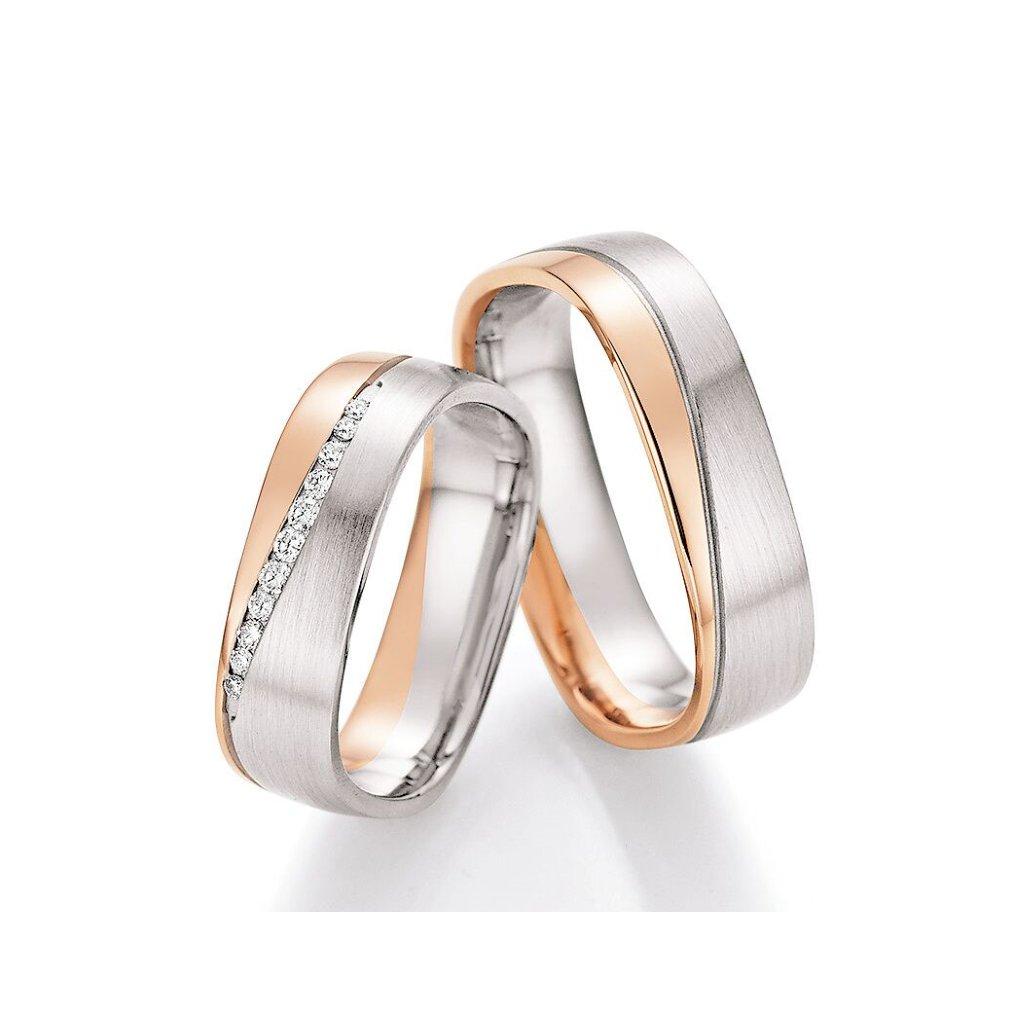 Snubní prsten – model 72