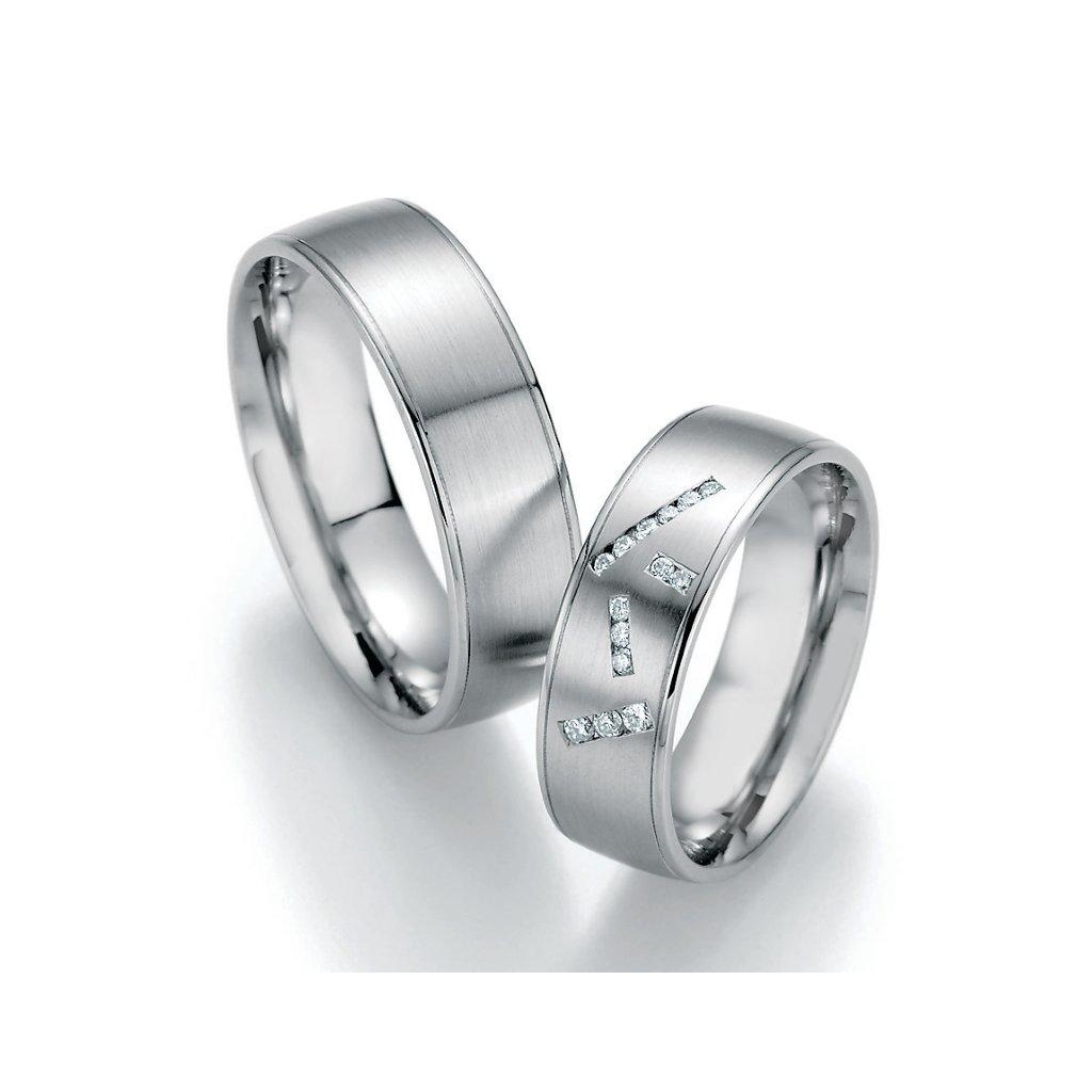 Snubní prsten – model 73