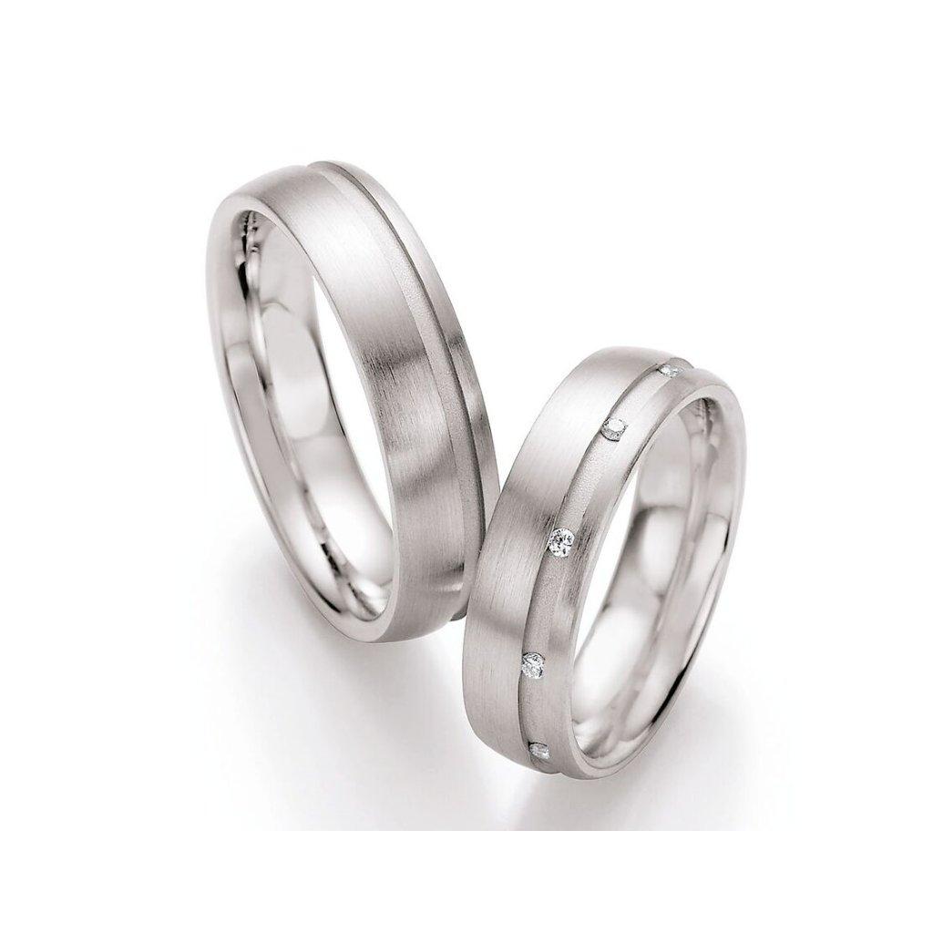 Snubní prsten – model 78