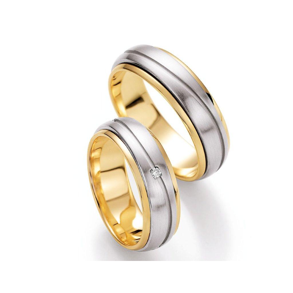 Snubní prsten – model 83