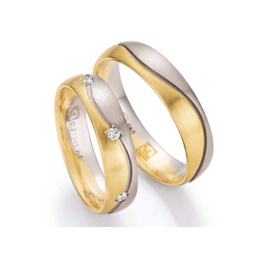 Snubní prsten – model 86