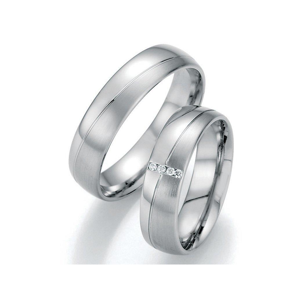 Snubní prsten – model 89