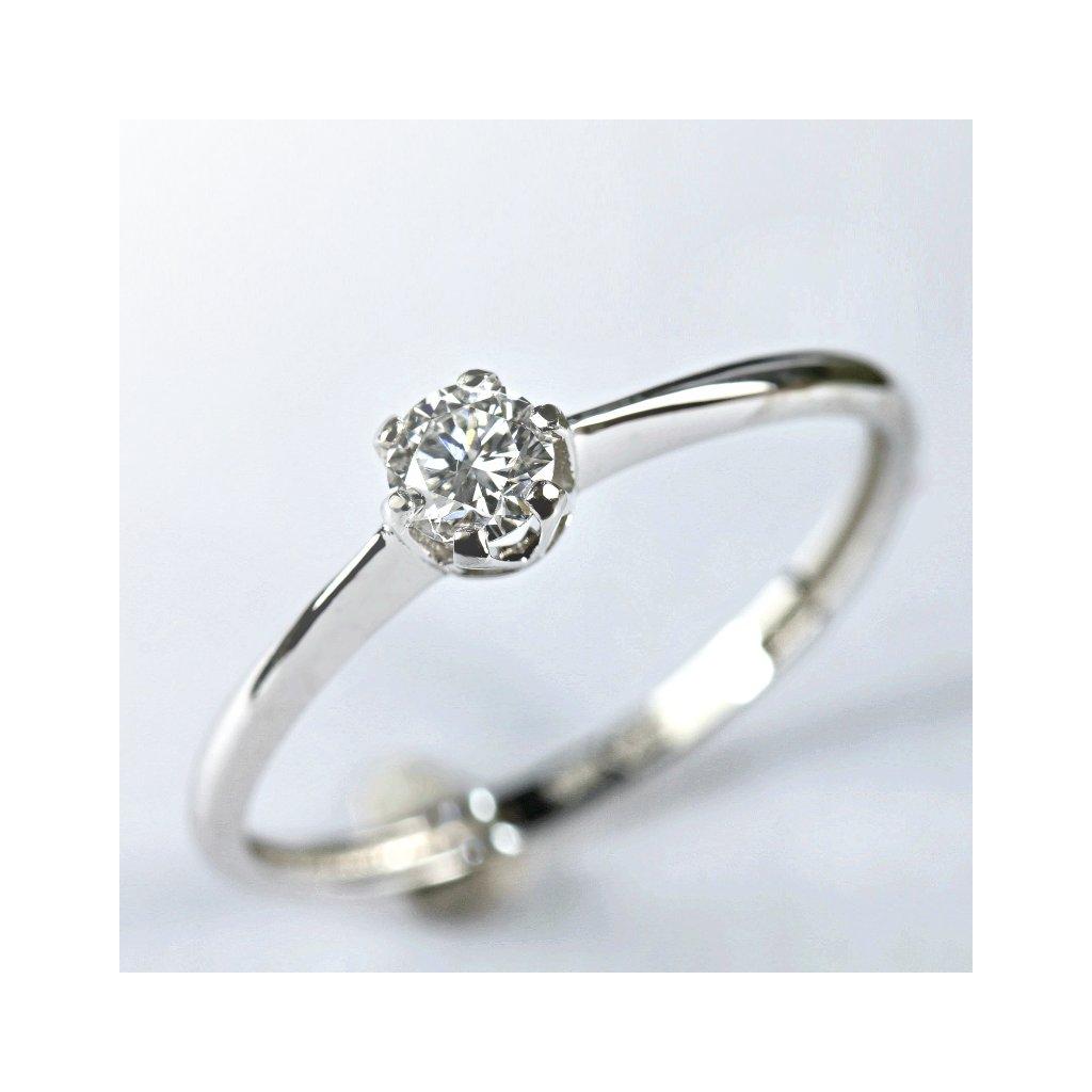 Zásnubní prsten – model 6278/03