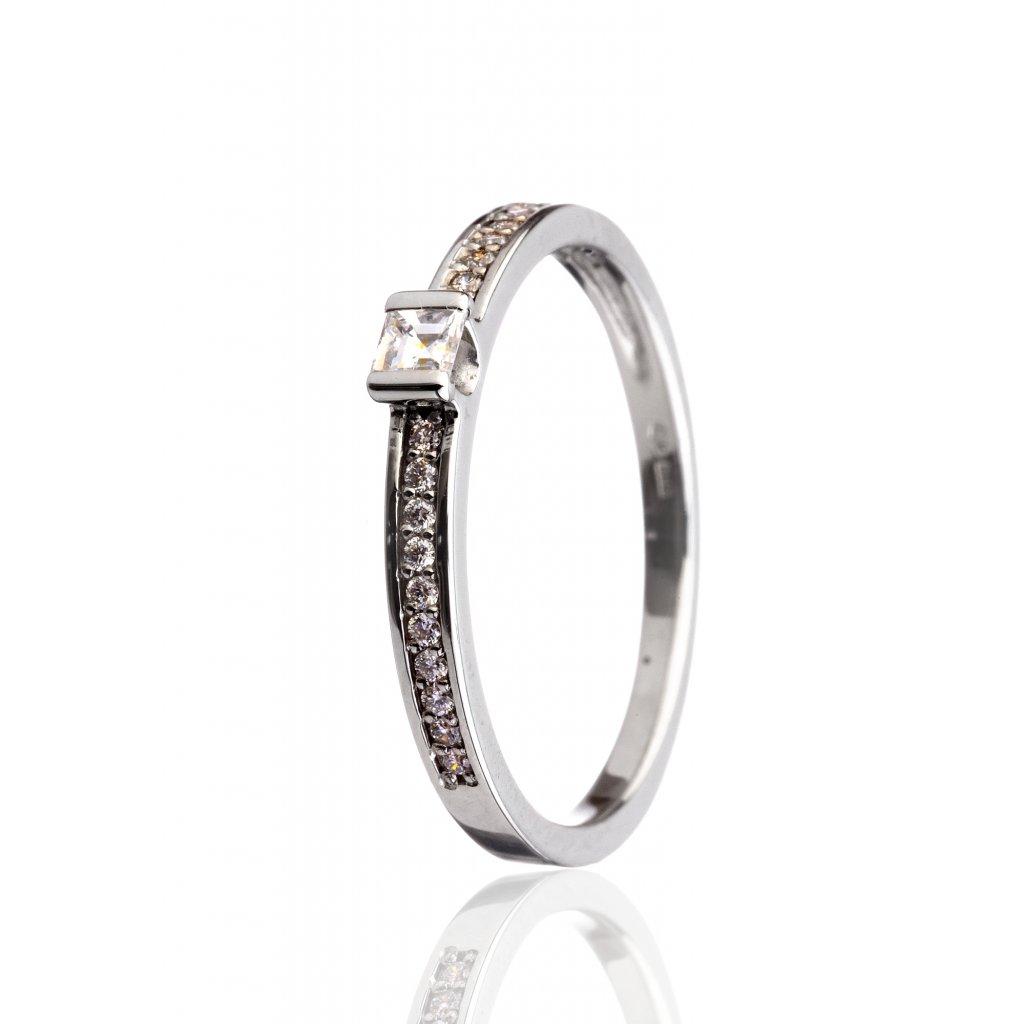 Zásnubní prsten Vivien