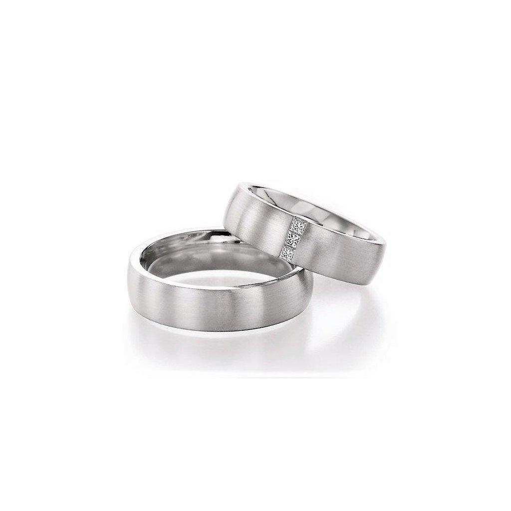 Snubní prsten – model 91