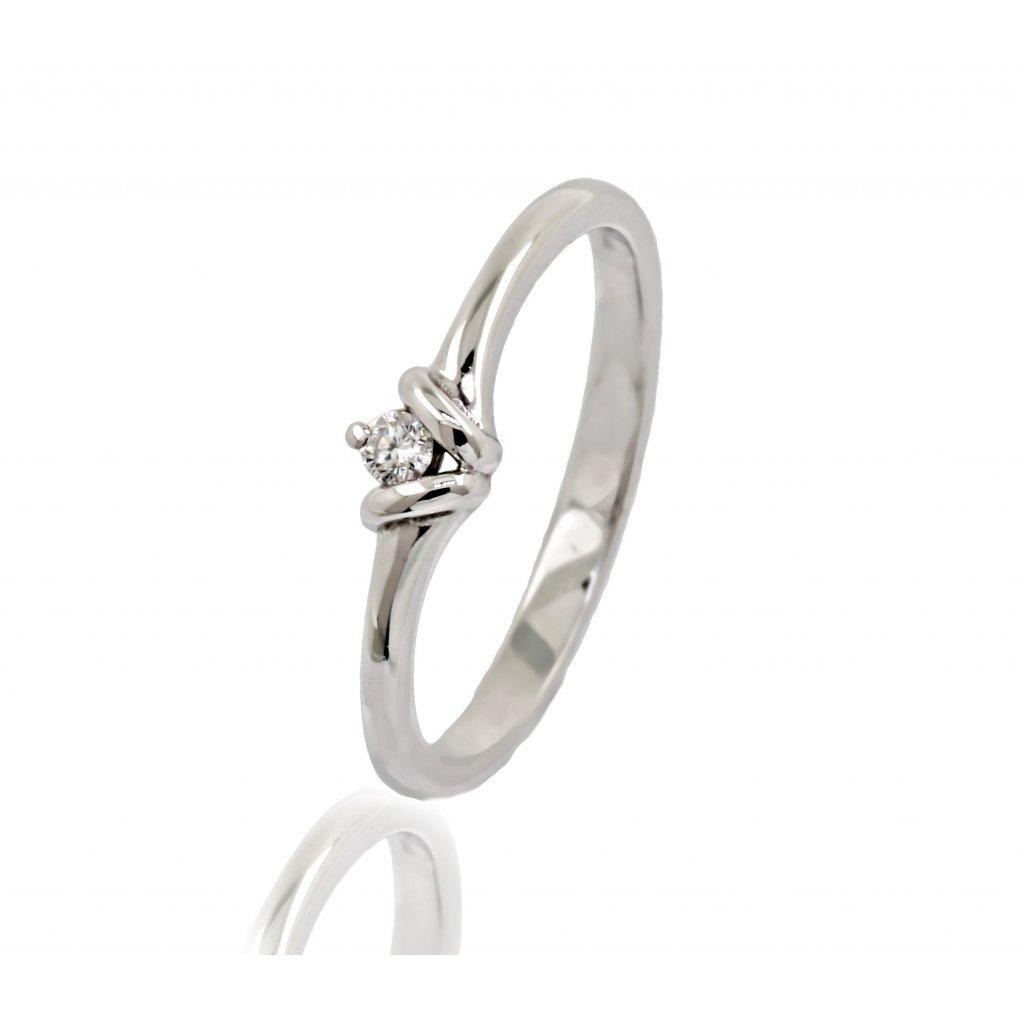 Zásnubní prsten Louise