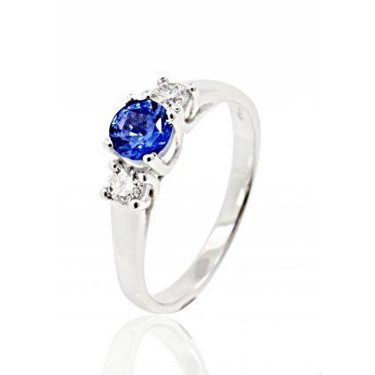 Zásnubní prsten Alegra Saphire
