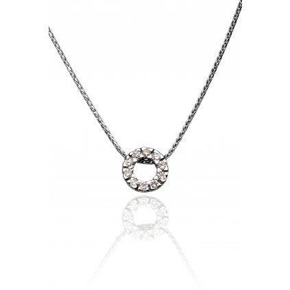 Briliantový náhrdelník Susan White