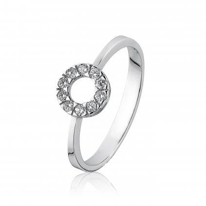 Prsten stribrny 1