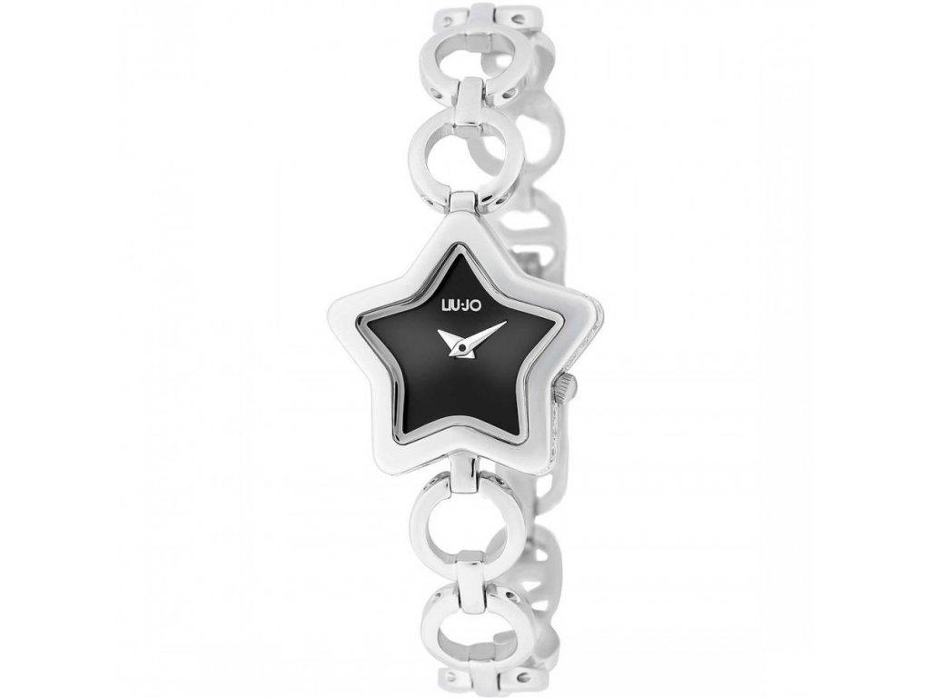 Dámské hodinky LIU JO TLJ1709 s ocelovým řemínkem a motivem hvězdy