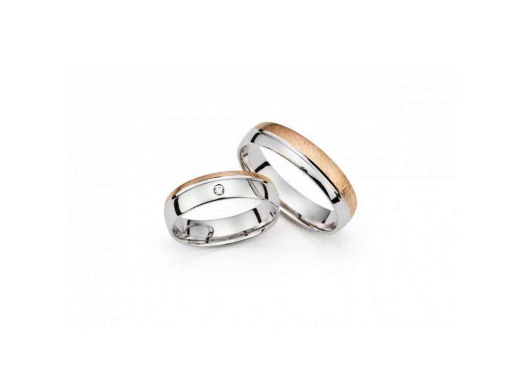 Snubní prsteny PM1024