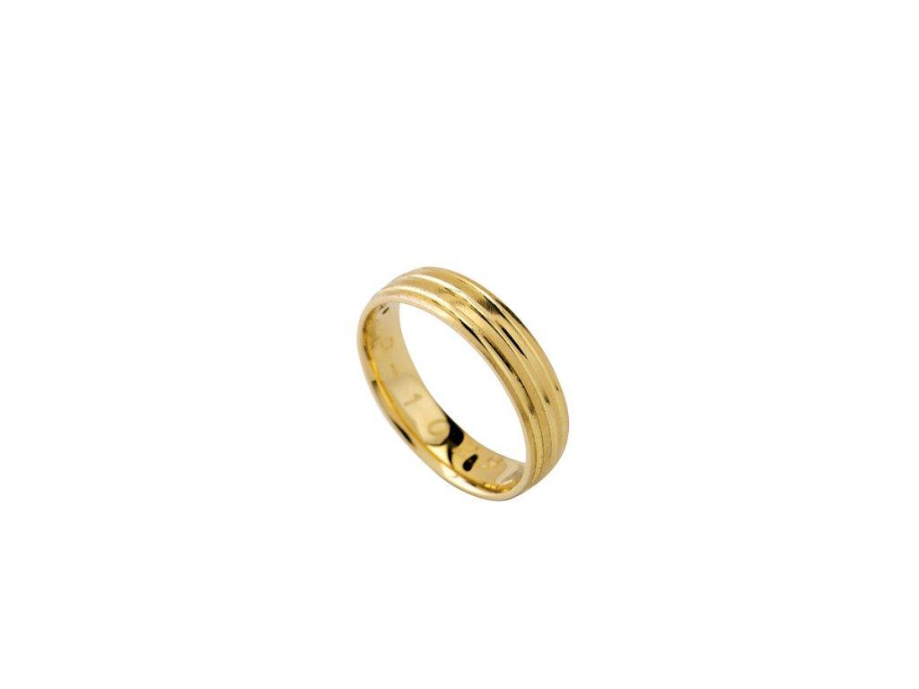 Snubní prsteny PM1029