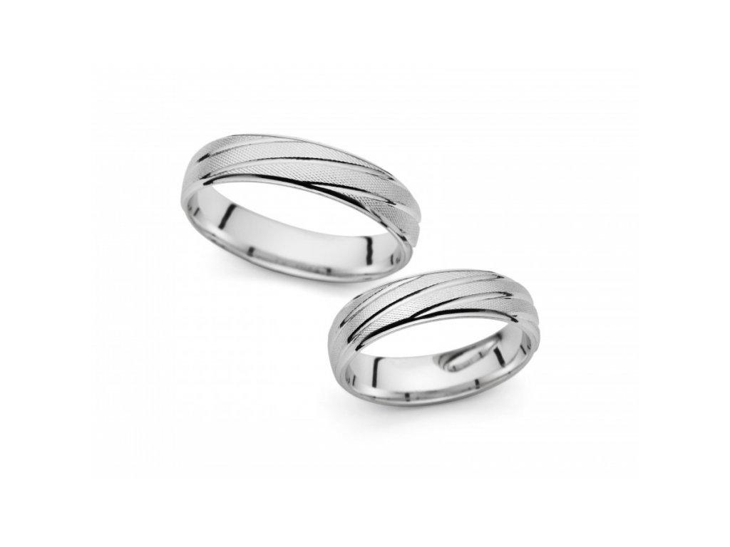 Snubní prsteny PM1088