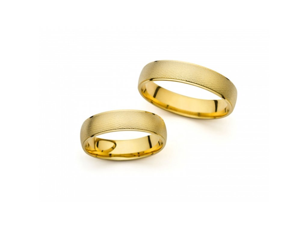 Snubní prsteny PM1090