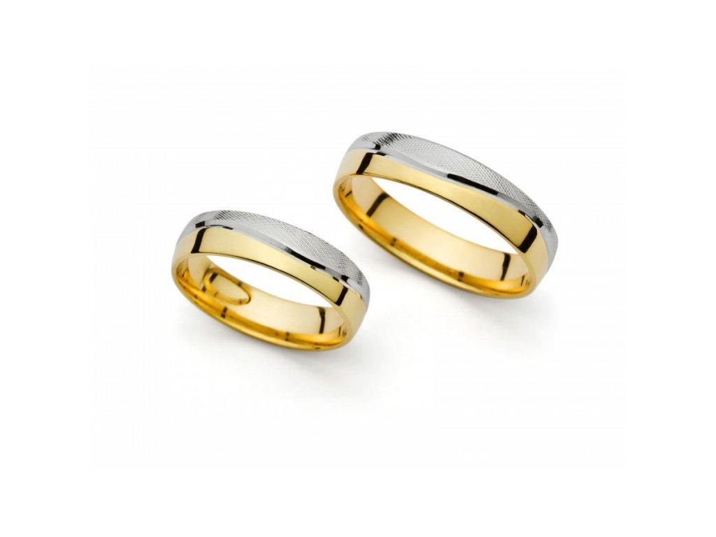 Snubní prsteny PM1091