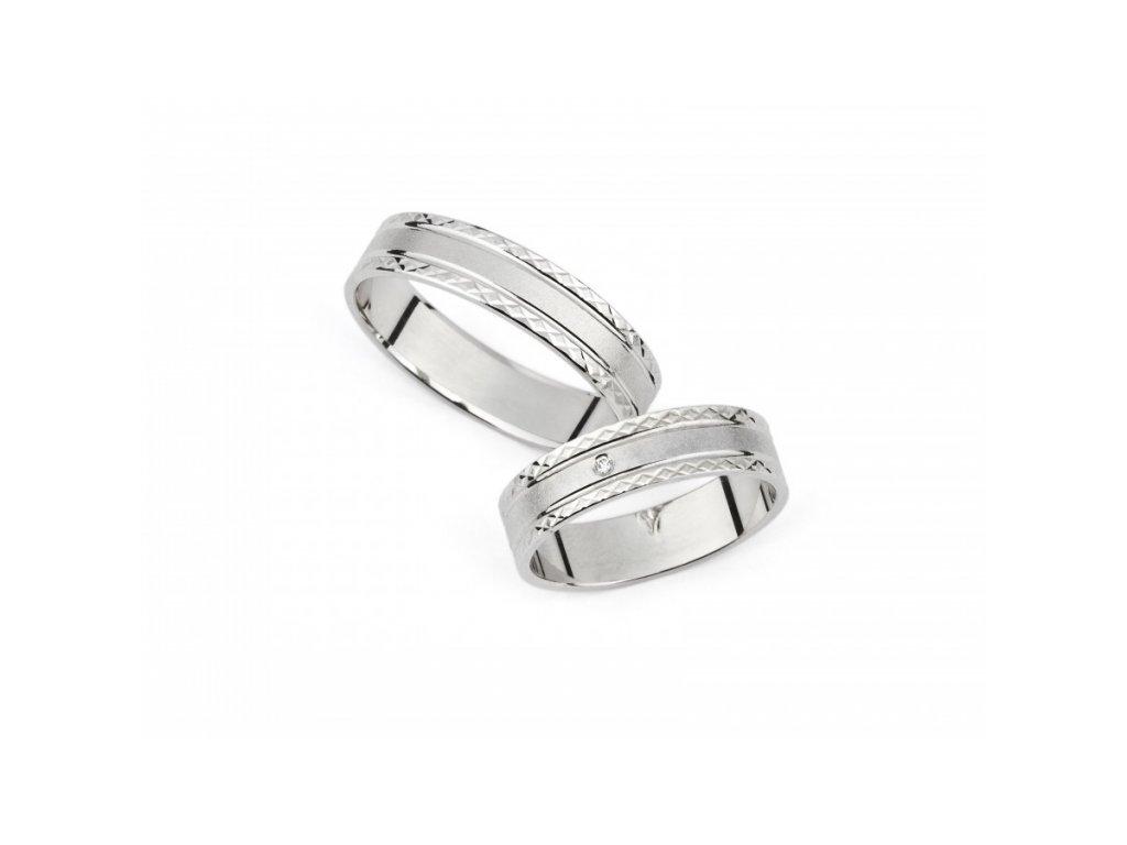 Snubní prsteny PM1116
