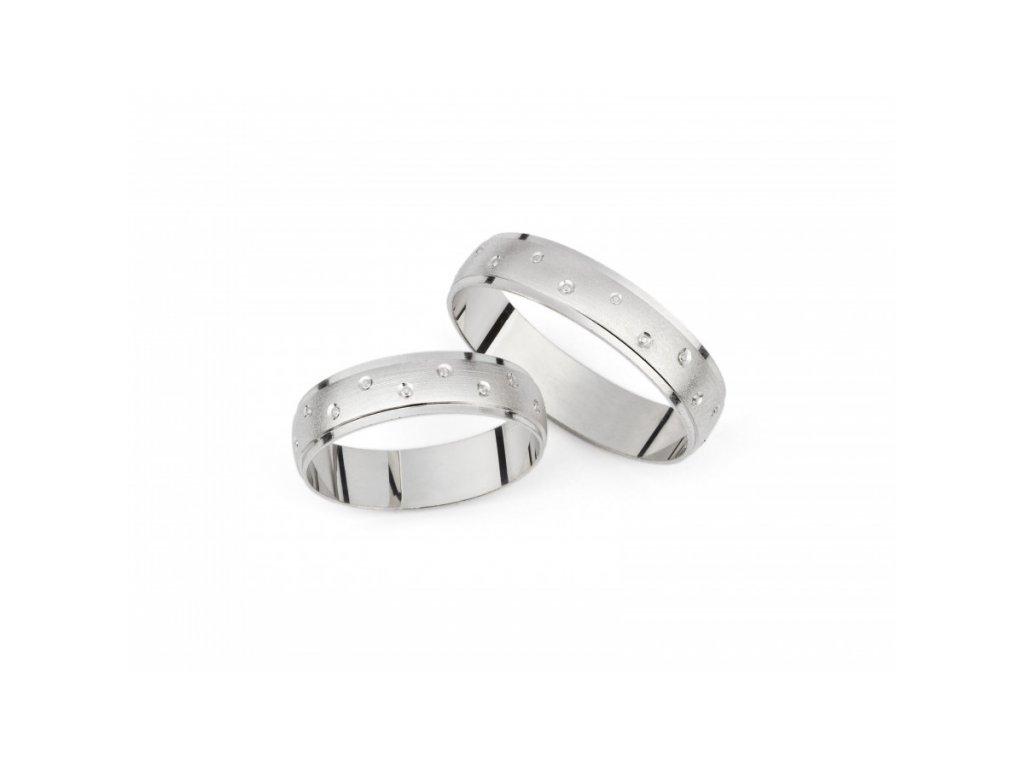 Snubní prsteny PM1122