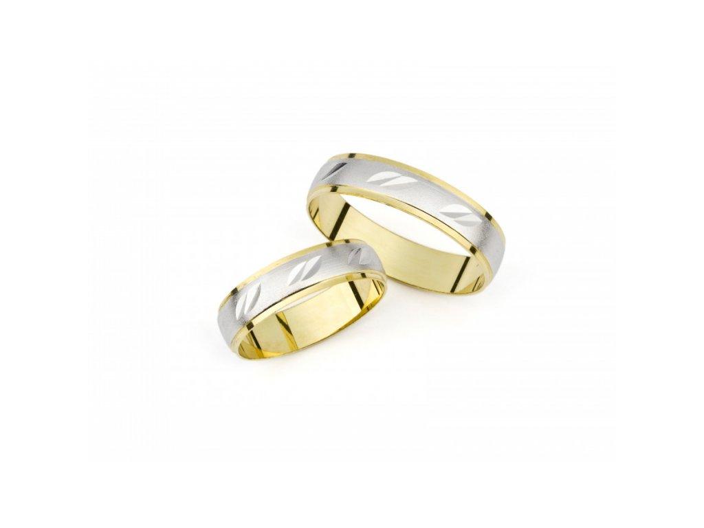Snubní prsteny PM1127
