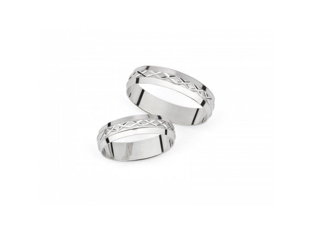 Snubní prsteny PM1133
