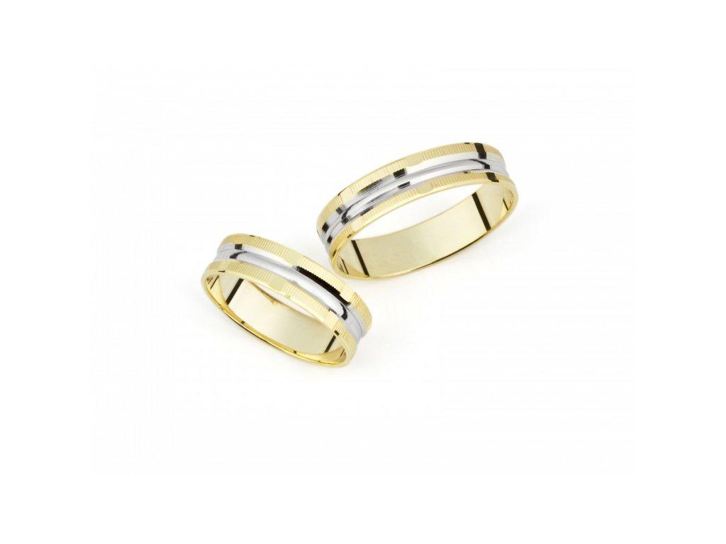 Snubní prsteny PM1147