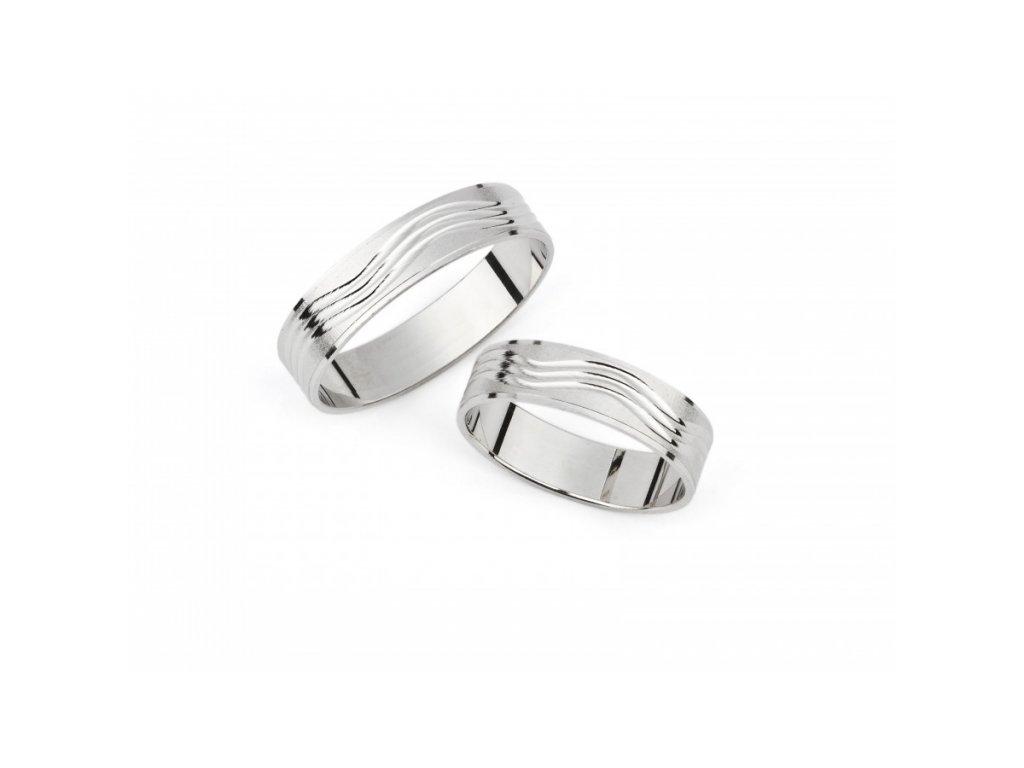 Snubní prsteny PM1154