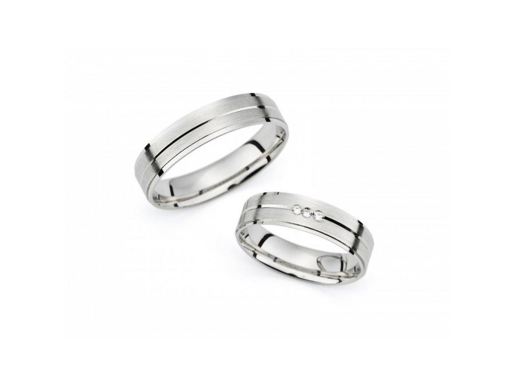 Snubní prsteny PM1193
