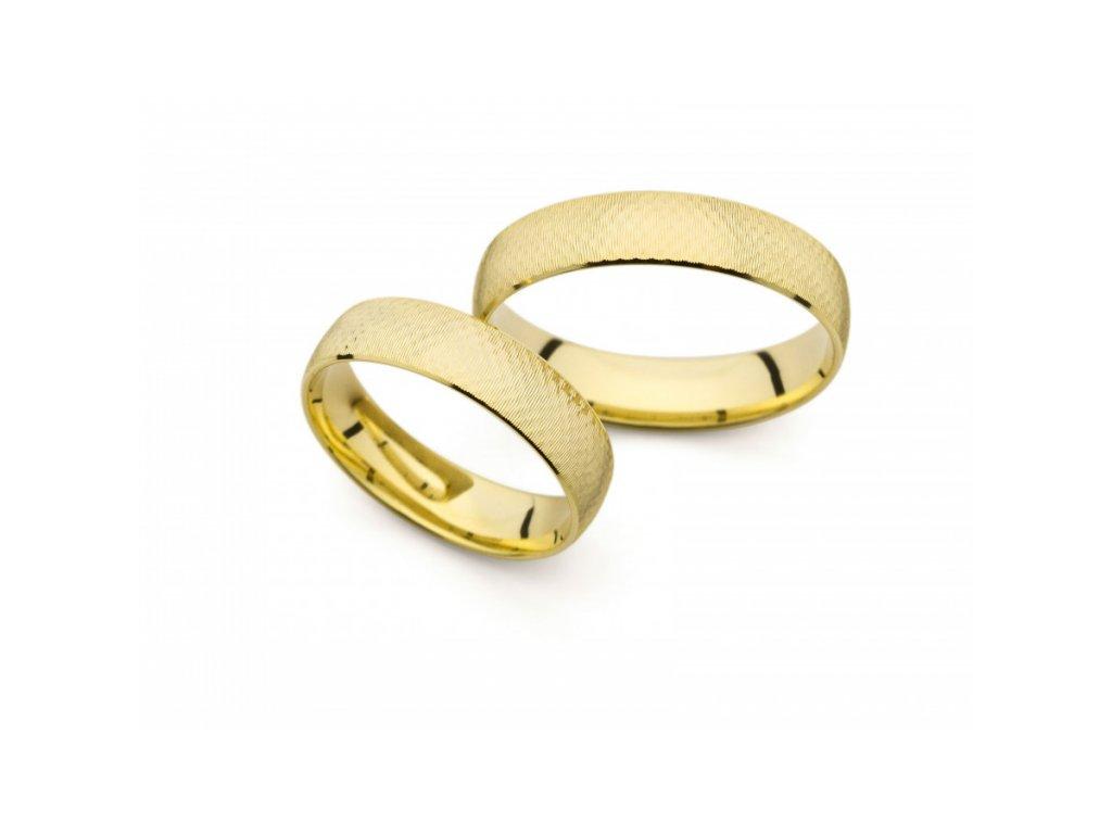 Snubní prsteny PM1219