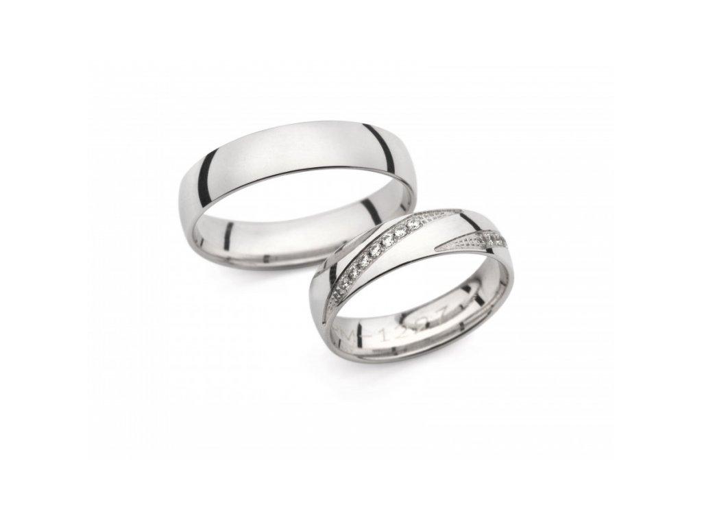 Snubní prsteny PM1227