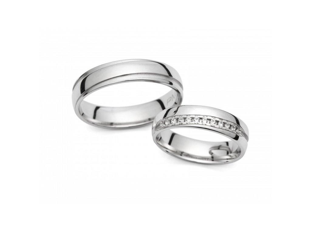 Snubní prsteny PM1236