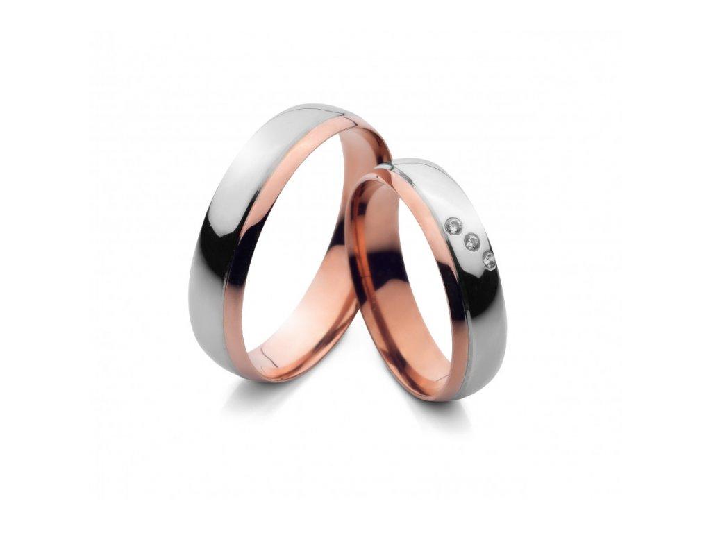 Snubní prsteny PM1324