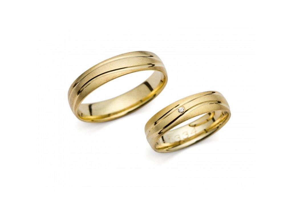 Snubní prsteny PM1334