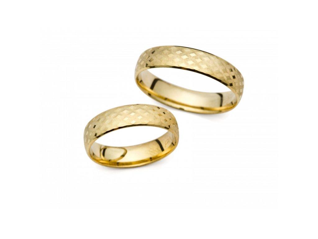 Snubní prsteny PM1341