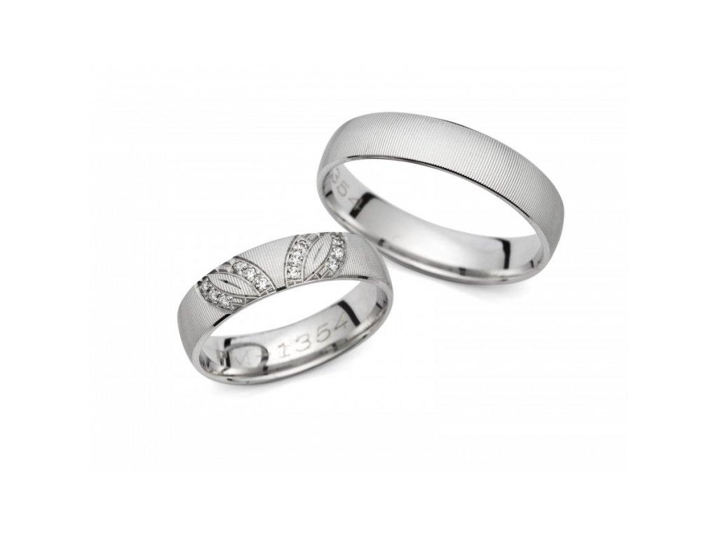 Snubní prsteny PM1354