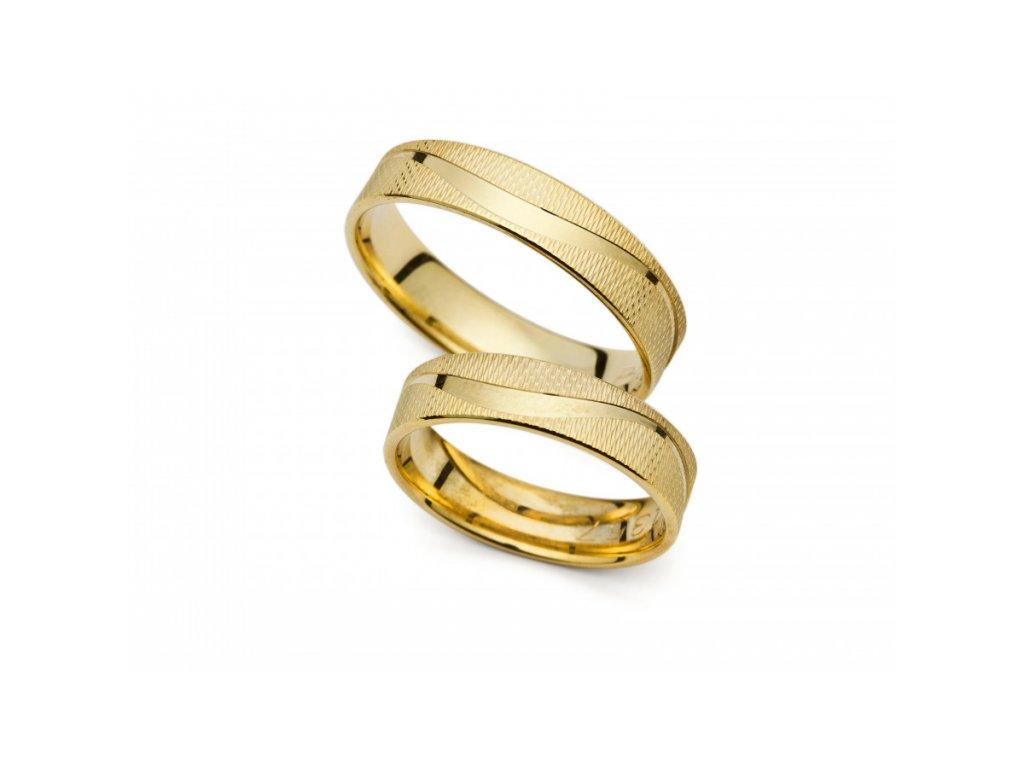 Snubní prsteny PM1357