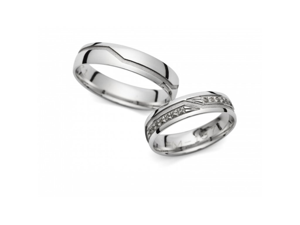 Snubní prsteny PM1371